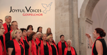 Gospelchor Auftritt Reformationskirche