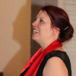 Chorleiterin Gospelchor Larissa Zöllner