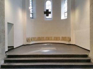 Reformationskirche ohne Prinzipalstücke