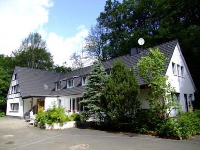 Ansicht des Hauses Neue Mühle in Wermelskirchen