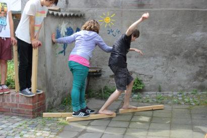 Ferienaktion Jugendhaus