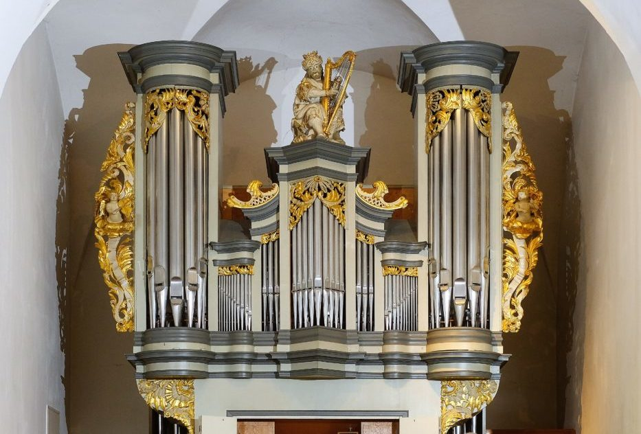 Orgel der Reformationskirche