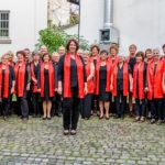 2017 Joyful Voices, Chor im Hof Jugendhaus