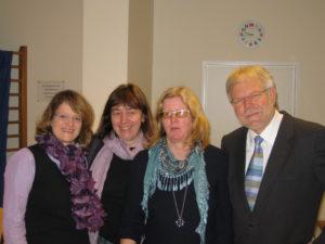 Das Team der Kinderkirche in der Friedenskirche