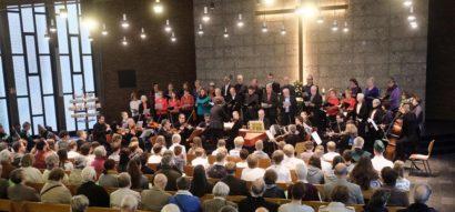 Foto Kantorei in der Erlöserkirche