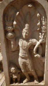 Sri Lanka, Tempelfigur