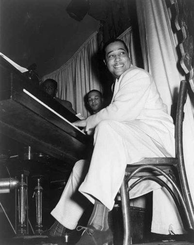 Duke Ellington at the Hurricane Club