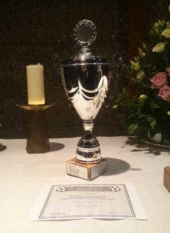 Der Konfi-Cup in Hilden.