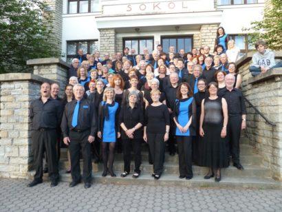 Kantorei Hilden und der Chor Kacov aus Nove Mesto