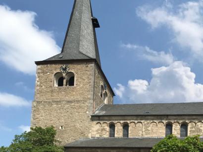Turm der Reformationskirche Hilden