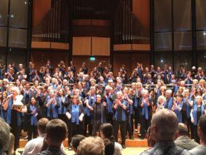 Gospeltime 2018, Tonhalle Düsseldorf