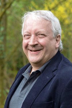 Pfarrer Yorck Peter Wolf
