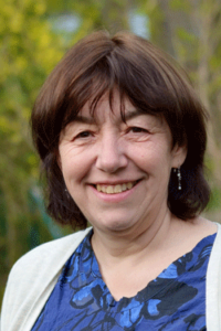 Pfarrerin Annette Braun-Wolf