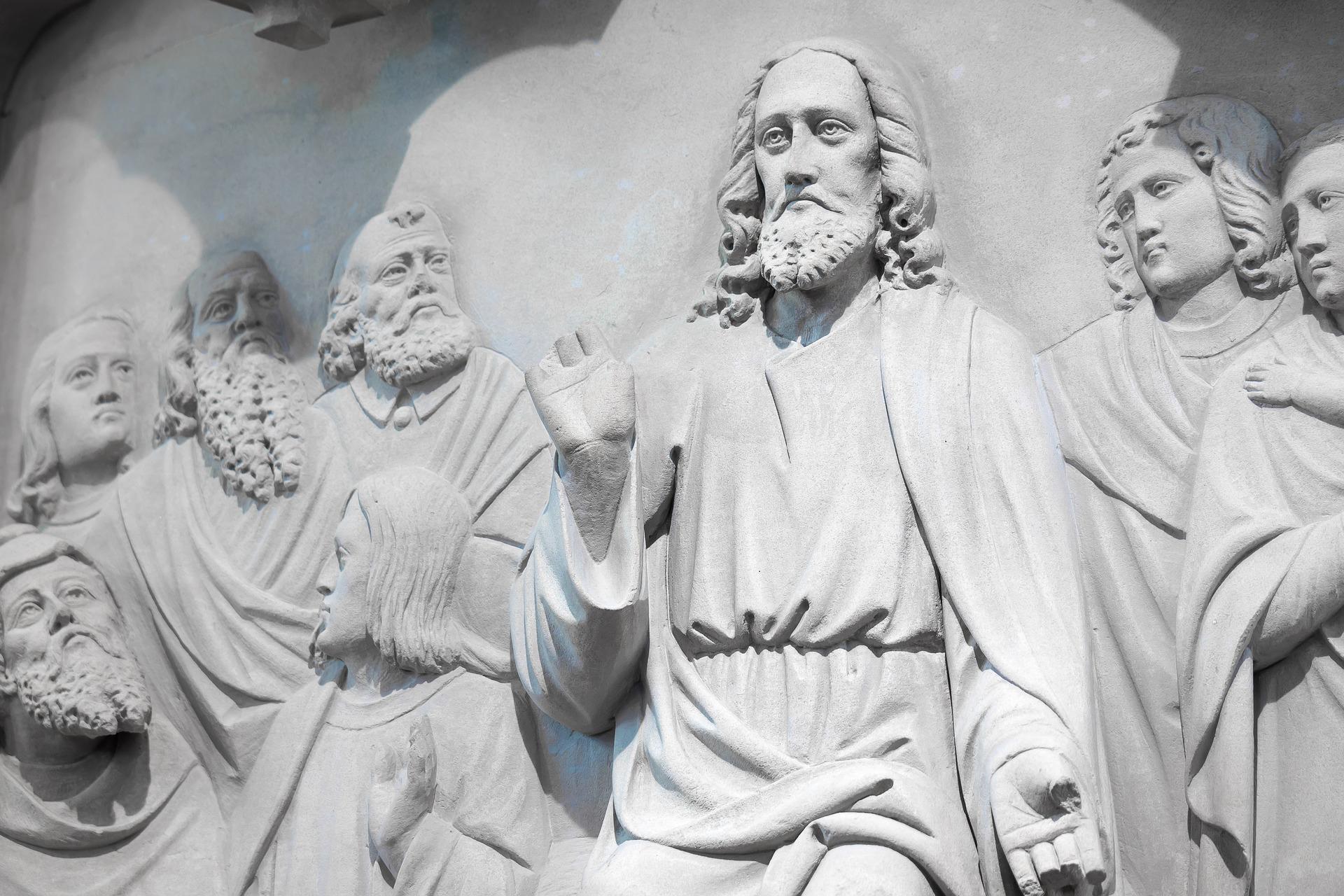 Jesus predigt