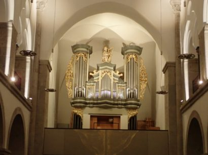 Orgel Reformationskirche