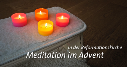 Meditation im Advent