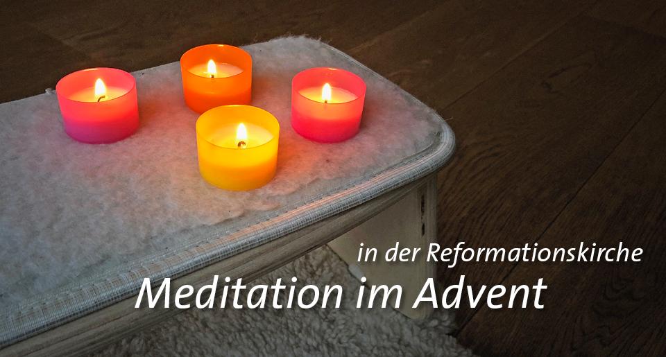 Meditation im Advent