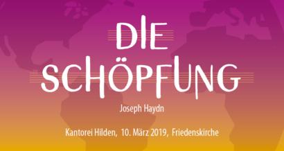 Die Schöpfung von Joseph Haydn