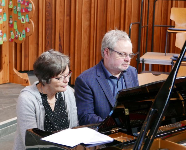 Dorothea und Friedhelm Haverkamp