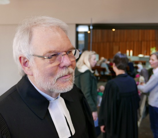 Pfarrer Pickshaus