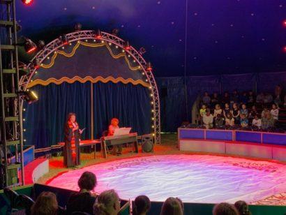 Zirkusgottesdienst der Elbsee Grundschule 2019