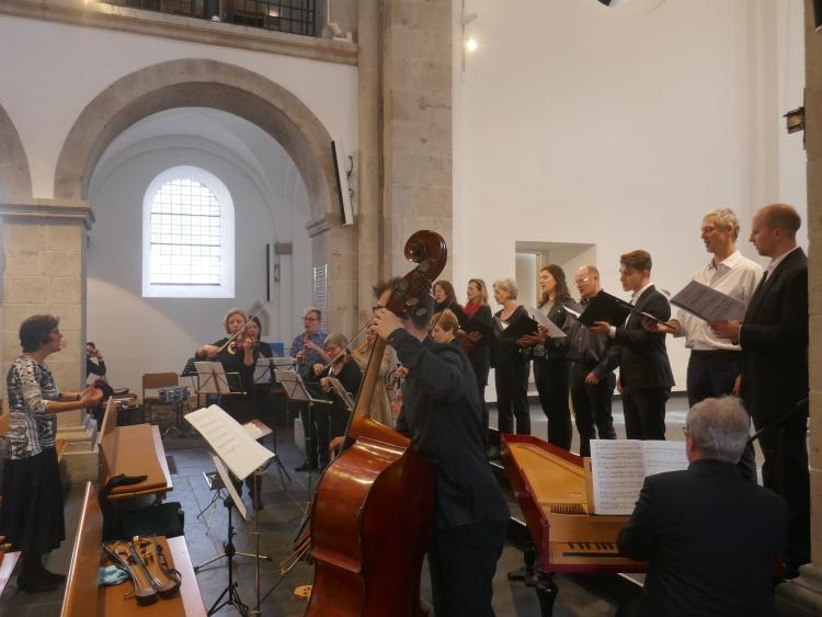 Kantorei Hilden in der Reformationskirche