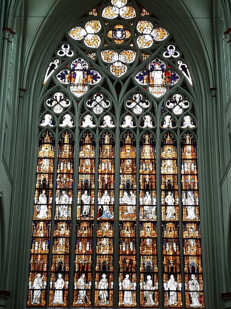 Fenster im Altenberger Dom