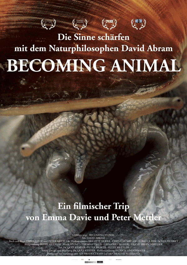Filmplakat Becoming Animal
