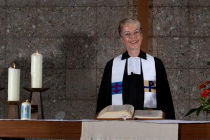 Pfarrerin Sonja Schüller Erlöserkirche Hilden