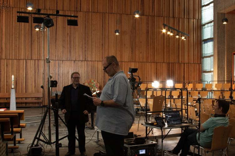 Michael Carnevali, Thorolf Haas-Making off Videos