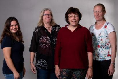 Das Team der Familienkirche an der Friedenskirche