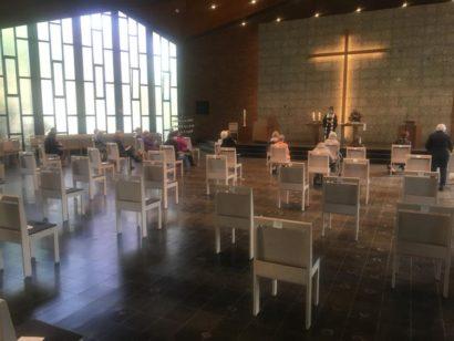 Gottesdienst in der Erlöserkirche 17. Mai 2020
