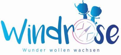 Logo Kitaverbund Windrose