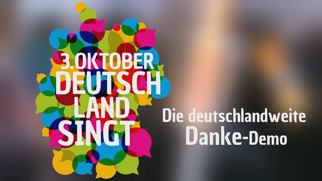 Logo Deutschland singt