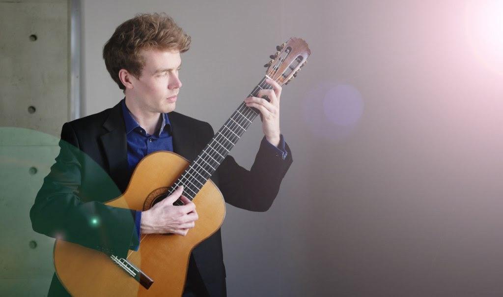 Gitarrist Sören Golz