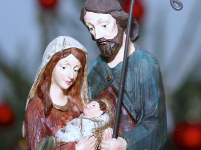 Maria, Joseph, Jesuskind