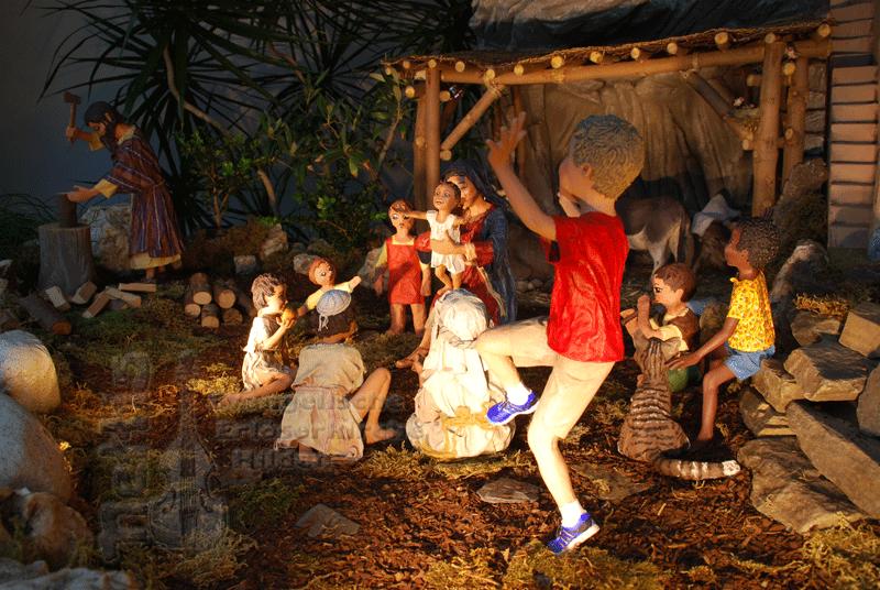 Jesus und die Kinder