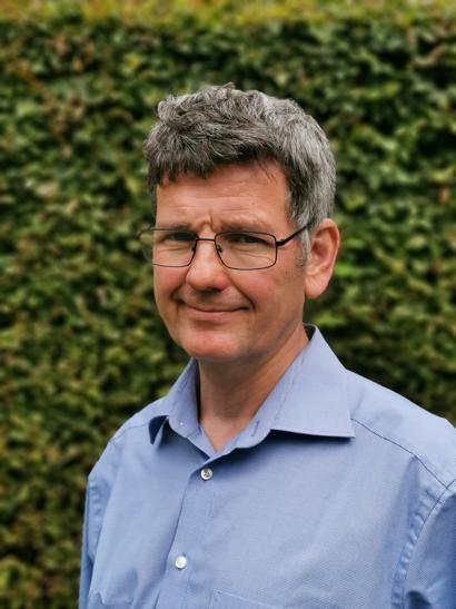 Portraitbild von Bernd Herrmann