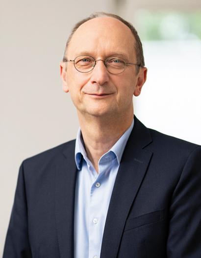 Portraitbild von Klaus Wiener